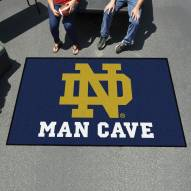 Notre Dame Fighting Irish Man Cave Ulti-Mat Rug