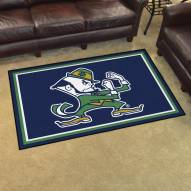 Notre Dame Fighting Irish NCAA 4' x 6' Area Rug