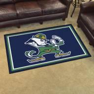 Notre Dame Fighting Irish NCAA 4' x 6' Area Rug
