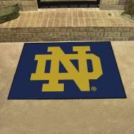 "Notre Dame Fighting Irish ""ND"" All-Star Mat"