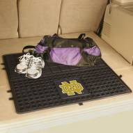"Notre Dame Fighting Irish ""ND"" Heavy Duty Vinyl Cargo Mat"