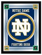 Notre Dame Fighting Irish ND Logo Mirror