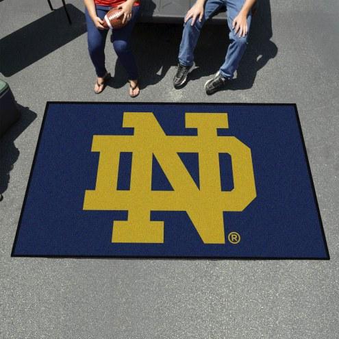 "Notre Dame Fighting Irish ""ND"" Ulti-Mat Area Rug"