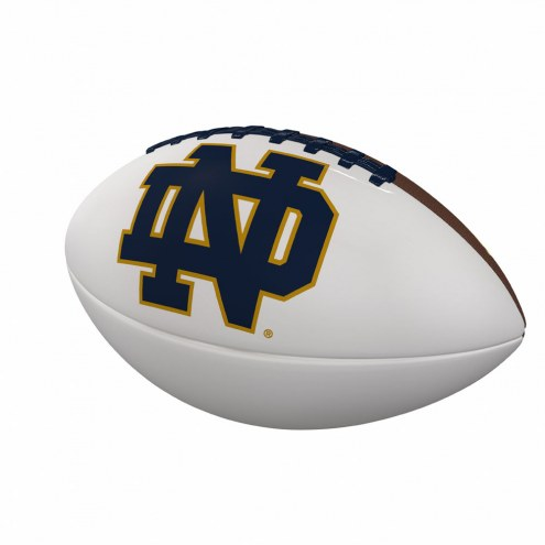 Notre Dame Fighting Irish Full Size Autograph Football