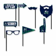 Notre Dame Fighting Irish Party Props Selfie Kit