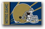 Notre Dame Fighting Irish Premium Helmet 3' x 5' Flag