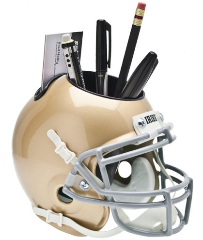 Notre Dame Fighting Irish Schutt Football Helmet Desk Caddy