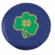 Notre Dame Fighting Irish Tire Cover