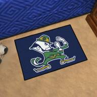 Notre Dame Fighting Irish Starter Rug