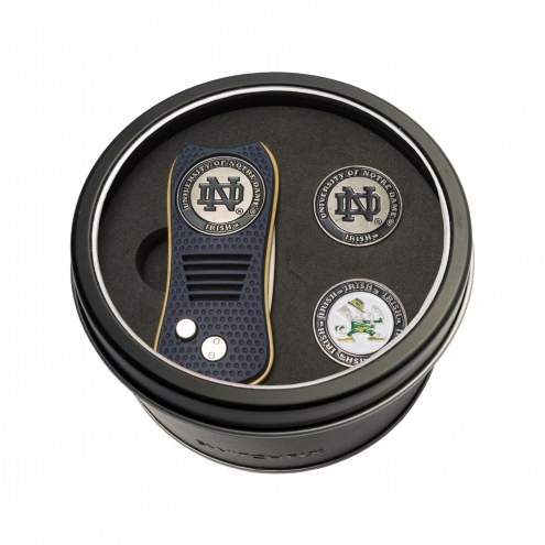 Notre Dame Fighting Irish Switchfix Golf Divot Tool & Ball Markers