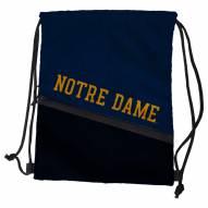 Notre Dame Fighting Irish Tilt Backsack