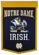 Notre Dame Fighting Irish Traditions Banner