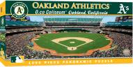 Oakland Athletics 1000 Piece Panoramic Puzzle