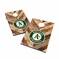 Oakland Athletics 2' x 3' Cornhole Bag Toss