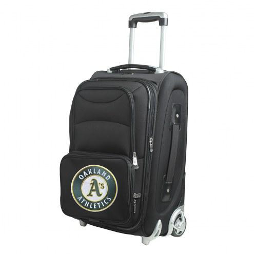 "Oakland Athletics 21"" Carry-On Luggage"