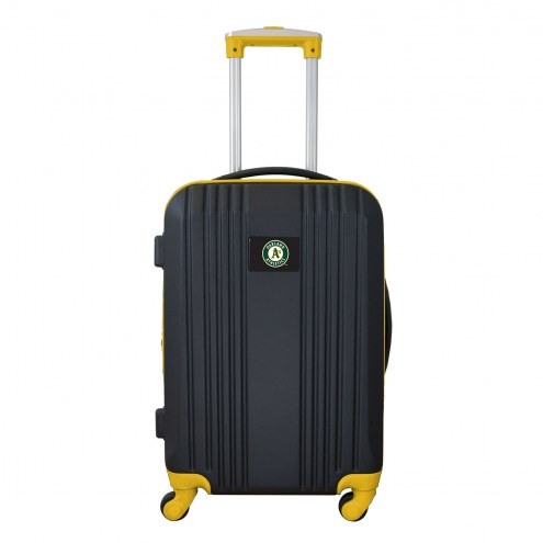 "Oakland Athletics 21"" Hardcase Luggage Carry-on Spinner"
