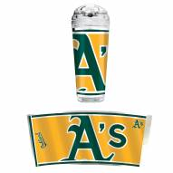 Oakland Athletics 24 oz. Acrylic Tumbler