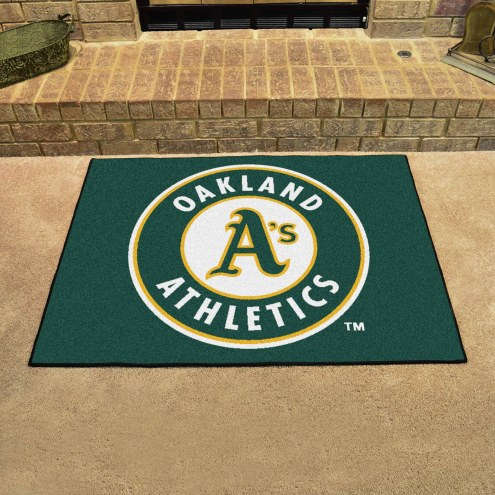 Oakland Athletics All-Star Mat