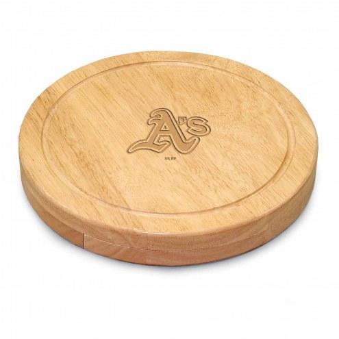 Oakland Athletics Circo Cutting Board