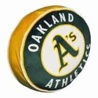 Oakland Athletics Cloud Travel Pillow