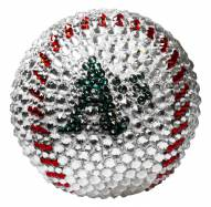 Oakland Athletics Swarovski Crystal Baseball