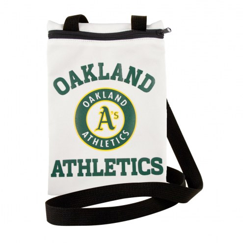 Oakland Athletics Game Day Pouch