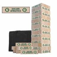 Oakland Athletics Gameday Tumble Tower