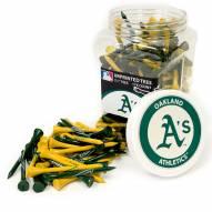 Oakland Athletics 175 Golf Tee Jar