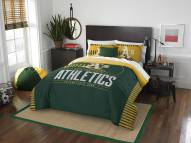 Oakland Athletics Grand Slam Full/Queen Comforter Set
