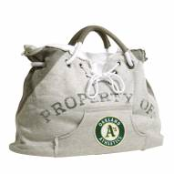 Oakland Athletics Hoodie Tote Bag