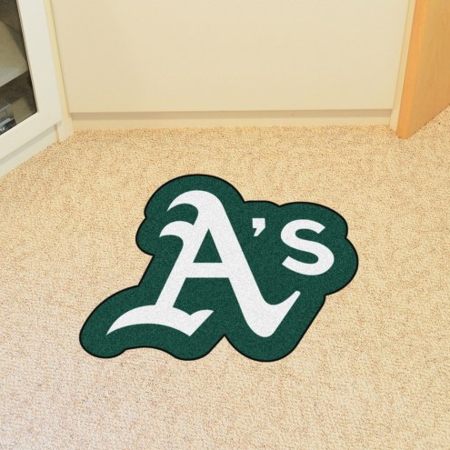 Oakland Athletics Mascot Mat