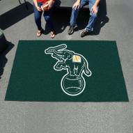 Oakland Athletics Ulti-Mat Area Rug