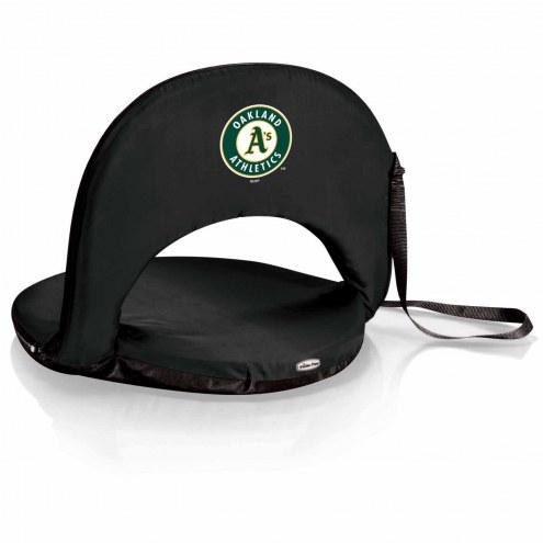 Oakland Athletics Oniva Beach Chair