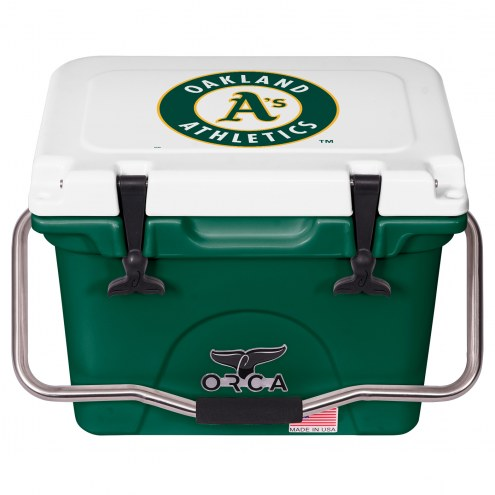 Oakland Athletics ORCA 20 Quart Cooler