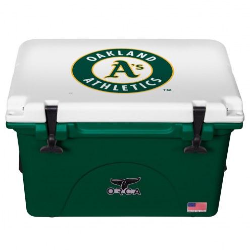 Oakland Athletics ORCA 40 Quart Cooler