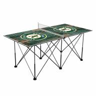 Oakland Athletics Pop Up 6' Ping Pong Table