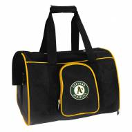 Oakland Athletics Premium Pet Carrier Bag