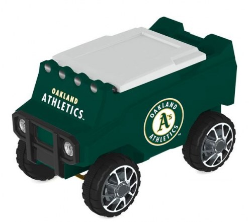 Oakland Athletics Remote Control Rover Cooler