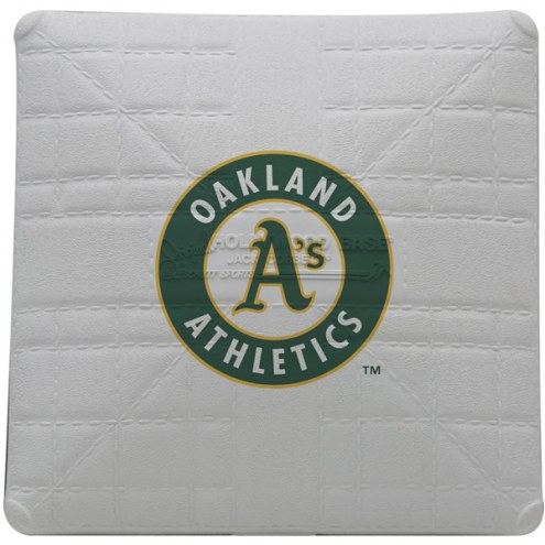 Oakland Athletics Schutt MLB Mini Baseball Base