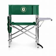 Oakland Athletics Sports Folding Chair