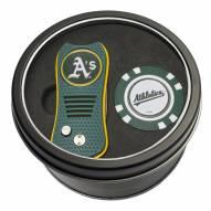 Oakland Athletics Switchfix Golf Divot Tool & Chip