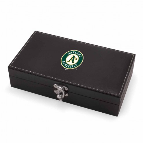 Oakland Athletics Syrah Wine Gift Set