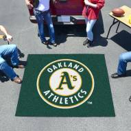 Oakland Athletics Tailgate Mat