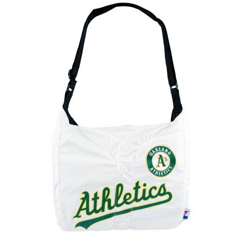 Oakland Athletics Team Jersey Tote