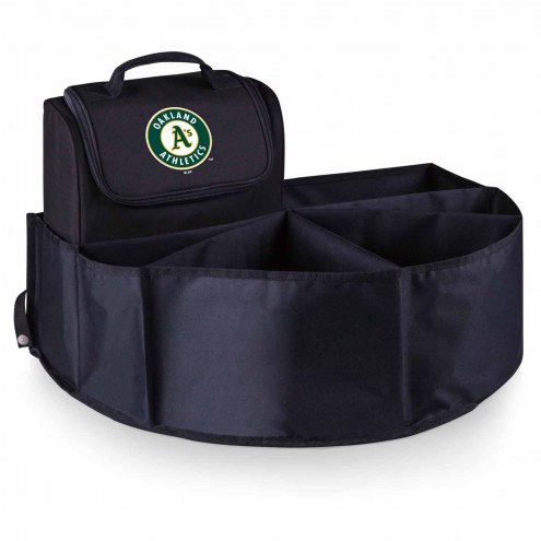 Oakland Athletics Trunk Boss Trunk Organizer