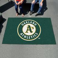 Oakland Athletics Ulti-Mat Area Rug