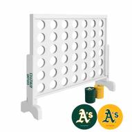 Oakland Athletics Victory Connect 4