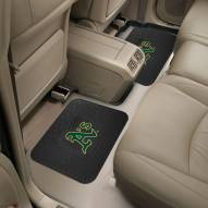 Oakland Athletics Vinyl 2-Piece Rear Floor Mats
