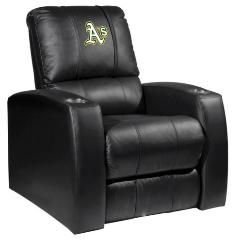 Oakland Athletics XZipit Relax Recliner with Secondary Logo