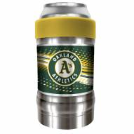 Oakland Athletics Yellow 12 oz. Locker Vacuum Insulated Can Holder